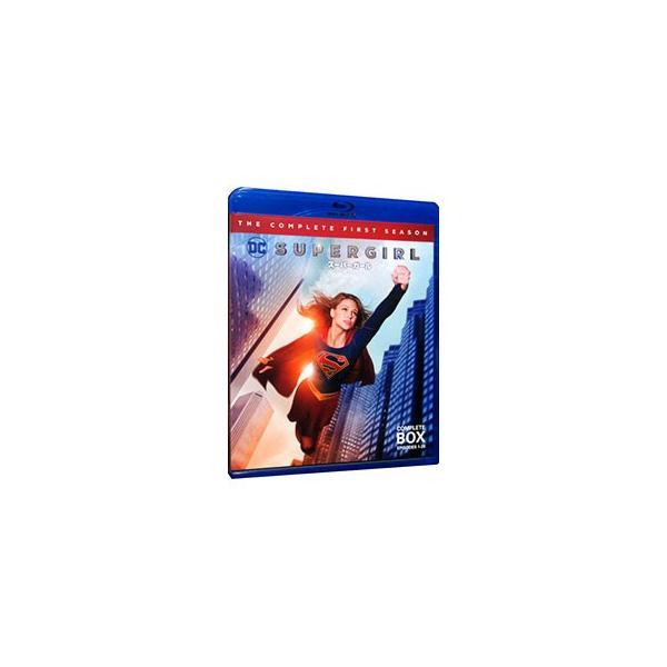 Blu-ray/SUPERGIRL/スーパーガールファースト・シーズンコンプリート・ボックス