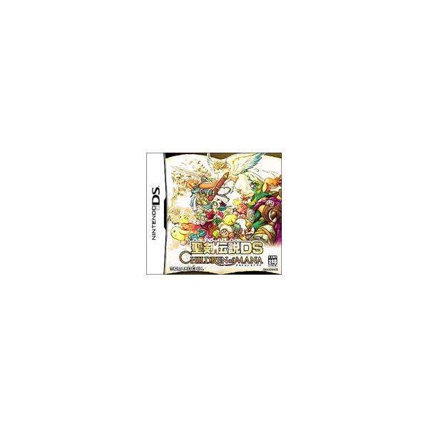 DS/聖剣伝説DS チルドレン・オブ・マナ