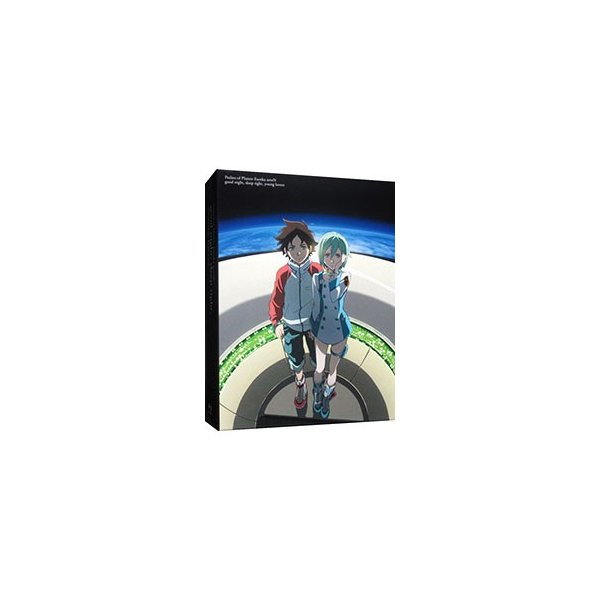 Blu-ray/交響詩篇エウレカセブン ポケットが虹でいっぱい 初回限定版
