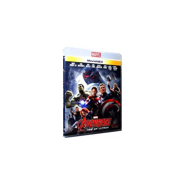 Blu-ray/アベンジャーズエイジ・オブ・ウルトロンMovieNEX(Blu−ray+DVD)
