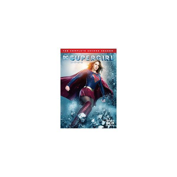 DVD/SUPERGIRL/スーパーガールセカンド・シーズンコンプリート・ボックス