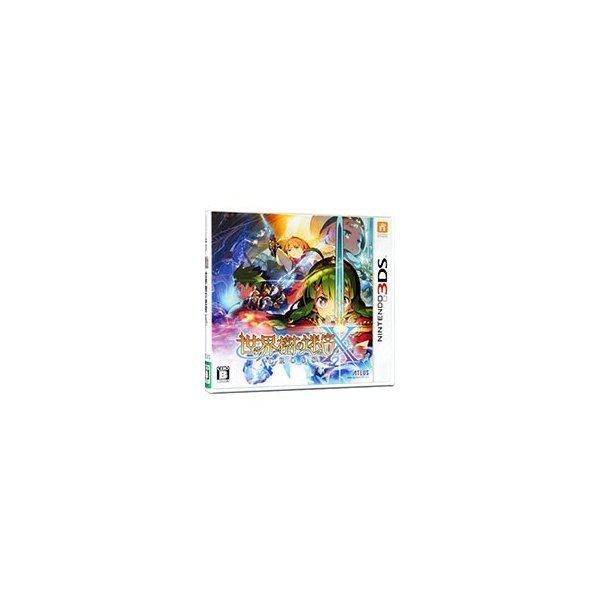 3DS/世界樹の迷宮X