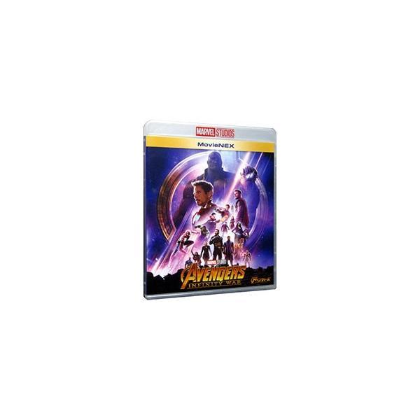 Blu-ray/アベンジャーズインフィニティ・ウォーMovieNEX