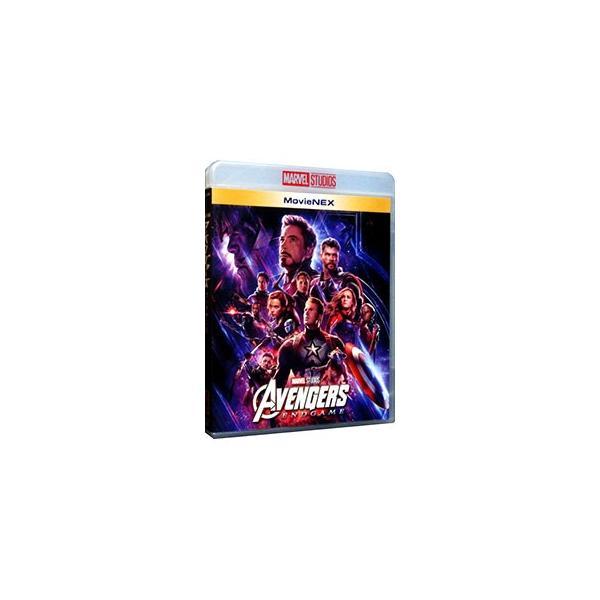 Blu-ray/アベンジャーズエンドゲームMovieNEX