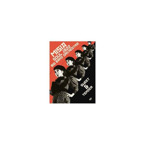 DVD/MISIASOULJAZZBIGBANDORCHESTRASWEET&TENDER