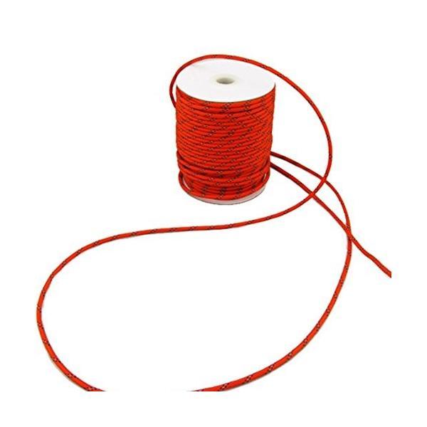 shopdp キャンプ ロープ テントロープ 7芯 反射ロープ 紐 径4mm30m (レッド)|netshop-ito|02