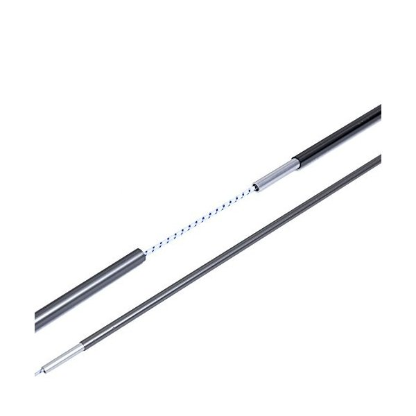 テントポール アルミポール 2本セット 直径8.5mm 11節 交換用テント ポール|netshop-ito|03
