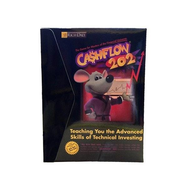 キャッシュフローゲーム 202 金持ち父さん 英語版 並行輸入品 cashflow