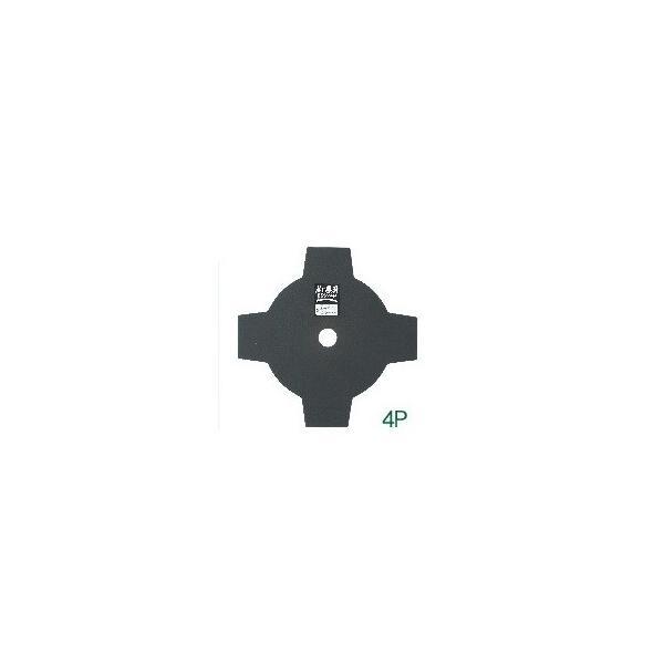 アイウッド 98105 Mr.黒刃 刈払機用チップソー 外径255mm 刃数4P