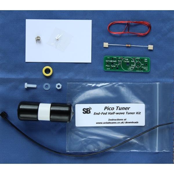 HF帯エンドフェッドアンテナ用チューナーキット|neu-tek2|05