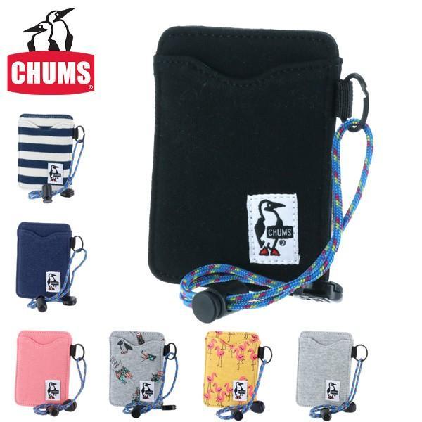9ecadfe1a3342a チャムス CHUMS 定期入れ パスケース SWEAT スウェット Pass Case Sweat メンズ レディース ch60-2708 ...