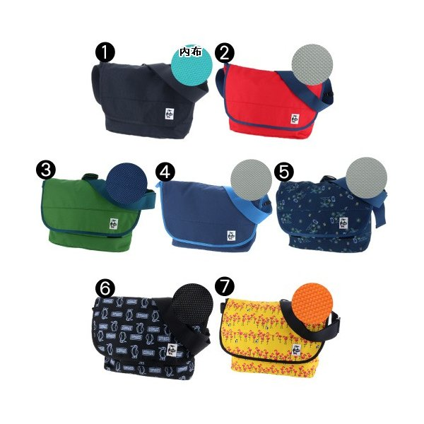 チャムス CHUMS エコチャムスメッセンジャーバッグ CORDURA ECOMADE Eco CHUMS Messenger Bag ch60-2470|newbag-w|02