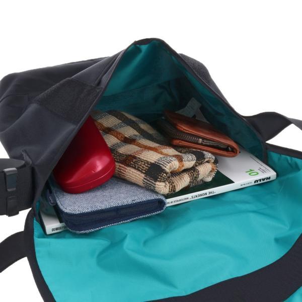 チャムス CHUMS エコチャムスメッセンジャーバッグ CORDURA ECOMADE Eco CHUMS Messenger Bag ch60-2470|newbag-w|09