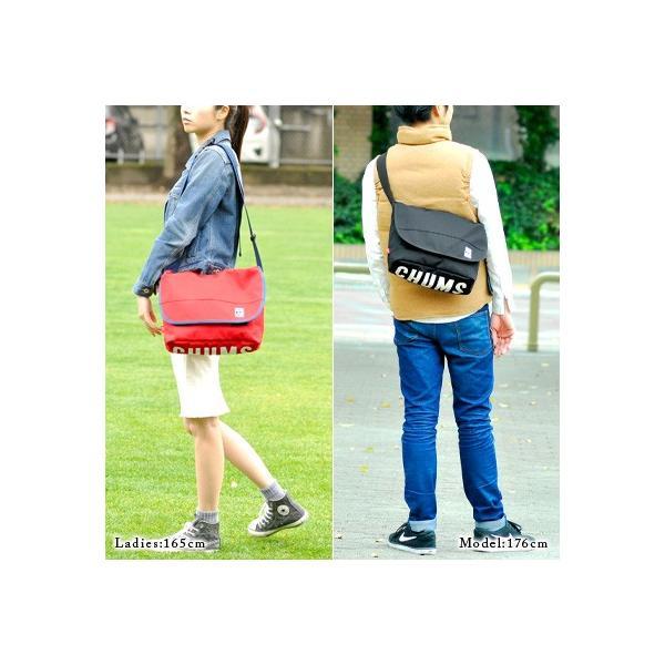 【数量限定!チャムス特製メッシュ巾着プレゼント】チャムス CHUMS エコチャムスメッセンジャーバッグ CORDURA ECOMADE Eco CHUMS Messenger Bag ch60-2470|newbag-w|10