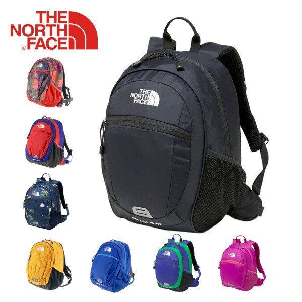 ザ・ノースフェイス THE NORTH FACE リュックサック デイパック KIDS PACKS K Small Day キッズスモールデイ メンズ レディース nmj71653|newbag-w
