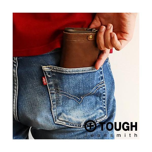 財布 メンズ 二つ折り ブランド  ラウンドファスナー 本革 サイフ さいふ ウォレット 小銭入れ有り レザー ブラック カジュアル 55561|newbag-w|06