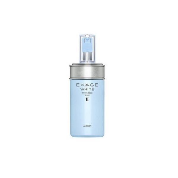 アルビオン 正規品EXAGE ピュアホワイト ホワイトライズ ミルク II 110g(医薬部外品)薬用美白乳液|newbuy