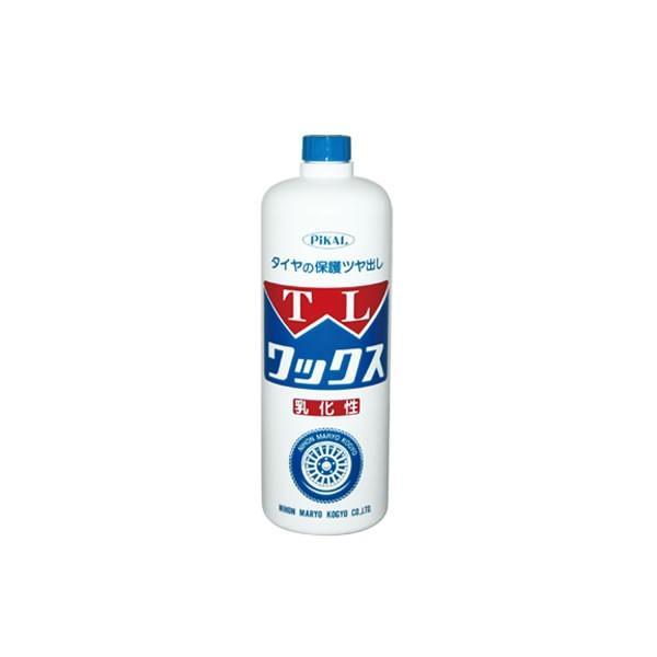 日本磨料工業 PIKAL(ピカール) TLワックス(ガン無)1L 数量1 品番 44510