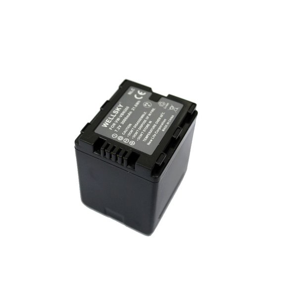 Panasonic パナソニック VW-VBN260 / VW-VBN260-K 互換バッテリー [ 純正品と同じよう使用可能 ]
