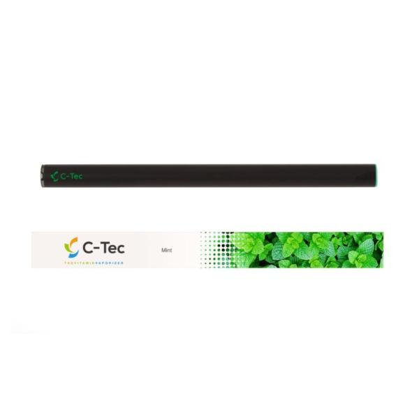 電子タバコ 使い捨て C-Tec STICK ミント 禁煙グッズ|newlogic-store