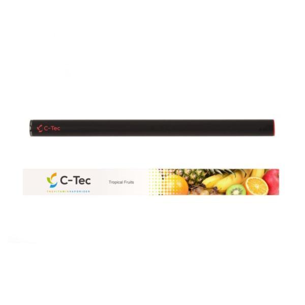 電子タバコ 使い捨て C-Tec STICK トロピカルフルーツ 禁煙グッズ newlogic-store