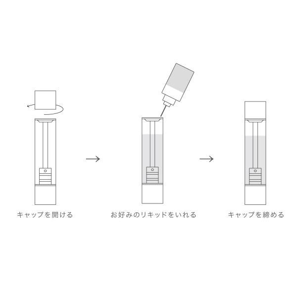 C-Tec アトマイザー(ブラック)  ミストサプリ ctec シーテック newlogic-store 06
