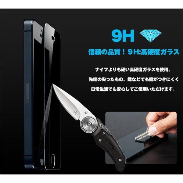 iPod touch (第5/6世代)用 液晶保護 ガラスフィルム 0.3 mm 保護ガラス (カメラ穴あり) NEWLOGIC C-Glass|newlogic-store|03