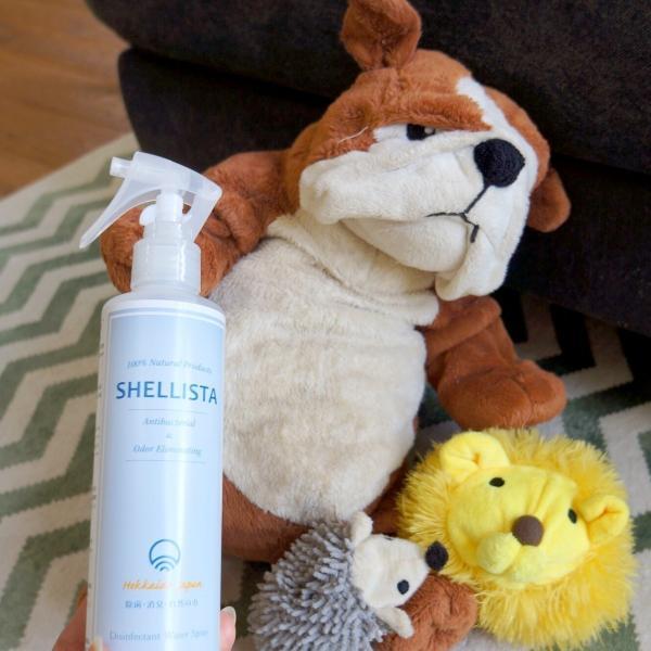 【 けものフレンズ2 】除菌 消臭 スプレー Shellista ( シェリスタ )  天然成分 ナチュラル 100% 250ml|newlogic-store|04