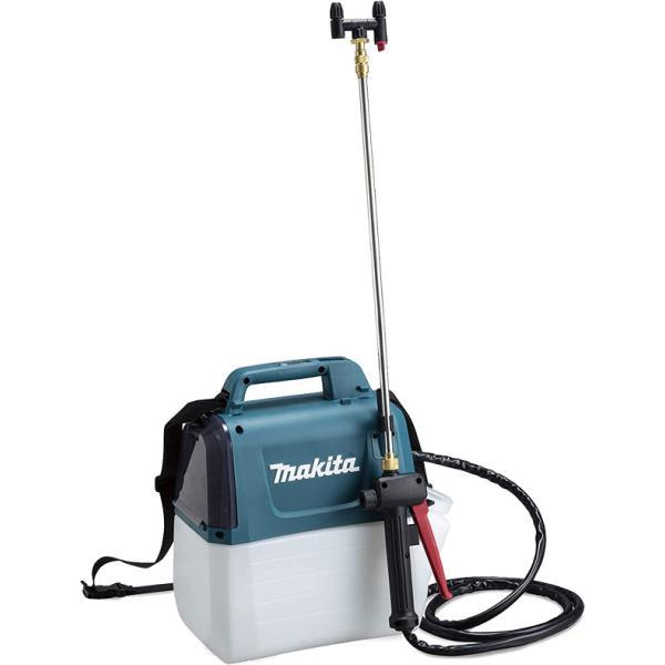マキタ MUS053DWH 充電式噴霧器 10.8V 1.5Ah (バッテリー・充電器付)