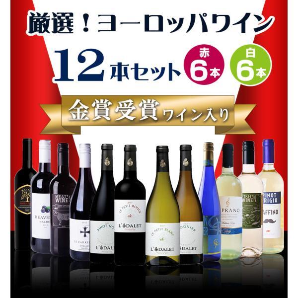 ワイン12本セット