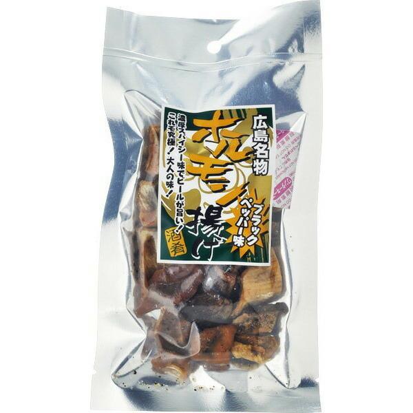 栄産業 リピーター続出広島名物ホルモン ホルモン揚げ ブラックペッパー味 36g
