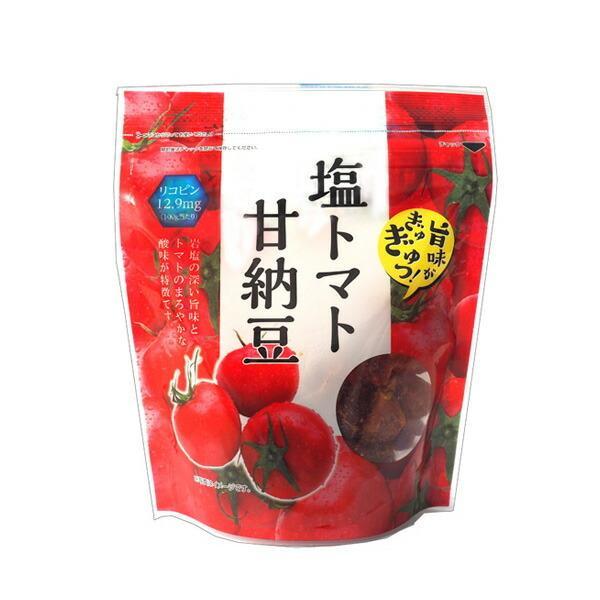 塩トマト甘納豆 140g 熱中症対策 塩分補給 ドライトマト (単品) 味源