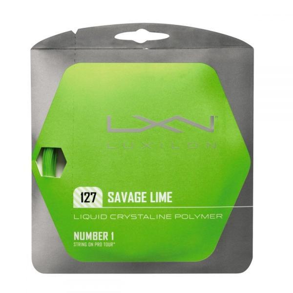 (ウィルソン)SAVAGE 127 ラケットスポーツ 硬式テニスストリング WRZ994