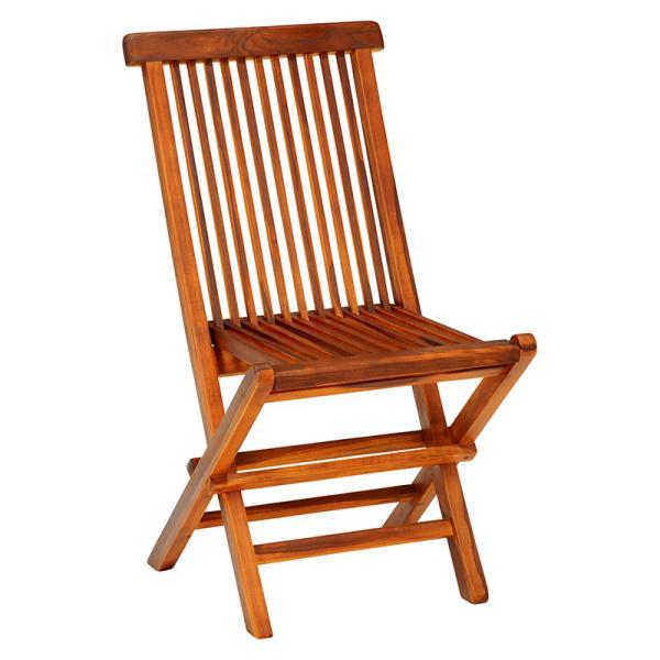 椅子 ガーデン チェア アウトドア ベランダ バルコニー テラス おしゃれ 木製 2脚セット RC-1590TK