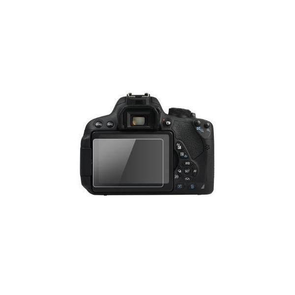 日本製ガラス使用 Canon キャノン EOS 80D / 70D / 650D / 700D / 750D 用 ガラスフィルム カメラ液晶保護フィルム 液晶保護ガラス