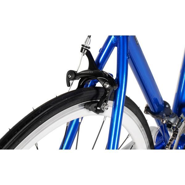 アウトレット a.n.design works 5014AL 自転車 ロードバイク 本体 軽量 アルミ STI 14段変速 カンタン組立 バルブアダプタープレゼント nextbike 12