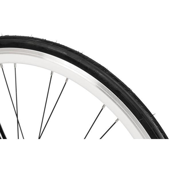 アウトレット a.n.design works 5014AL 自転車 ロードバイク 本体 軽量 アルミ STI 14段変速 カンタン組立 バルブアダプタープレゼント nextbike 09