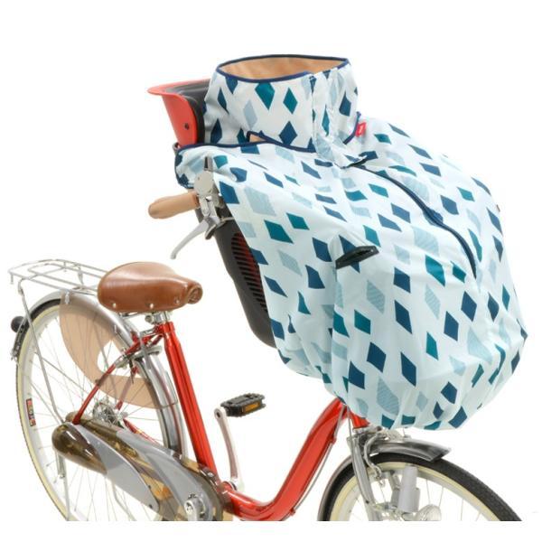 自転車 チャイルドシート カバー 子供 防寒 OGK BKF-001 まえ子供のせ用ブランケット 特別カラー チャイルドシート用|nextbike|11