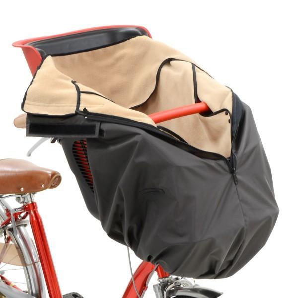 自転車 チャイルドシート カバー 子供 防寒 OGK BKF-001 まえ子供のせ用ブランケット 特別カラー チャイルドシート用|nextbike|12