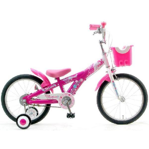 プチクイーンpuciQUEEN18インチピンク幼児車 nextcycle