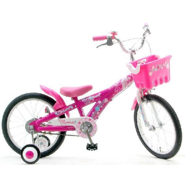 プチクイーンpuciQUEEN18インチピンク幼児車 nextcycle 02