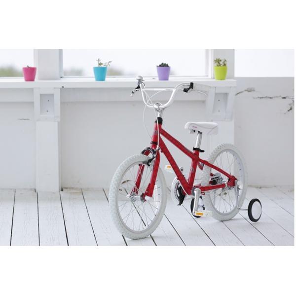 自転車 2018 Graphic Design(軽量アルミフレーム) arcoba アルコバ 18インチ幼児車 TEKTROブレーキ・ホワイトパーツ 子ども用自転車 (送料無料)送料込|nextcycle