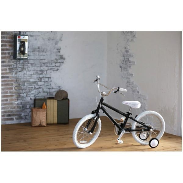 自転車 2018 Graphic Design(軽量アルミフレーム) arcoba アルコバ 18インチ幼児車 TEKTROブレーキ・ホワイトパーツ 子ども用自転車 (送料無料)送料込|nextcycle|03