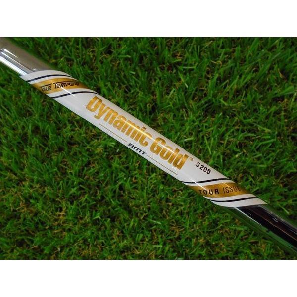 中古  Aグラインド A-CB アイアン 5〜P 6本セット ダイナミックゴールド AMT ツアーイシュー S200 Aデザインゴルフ|nextonegolf|04
