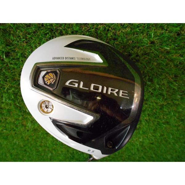 中古  グローレ 9.5度 ドライバー 純正カーボン GLOIRE GL550 SR テーラーメイド|nextonegolf