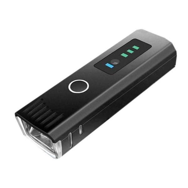自転車 ライト usb充電式 フロント 光センサー 自動点灯モード搭載 4段階点灯モード 高輝度1000LM 懐中電灯 ZITEAUTO
