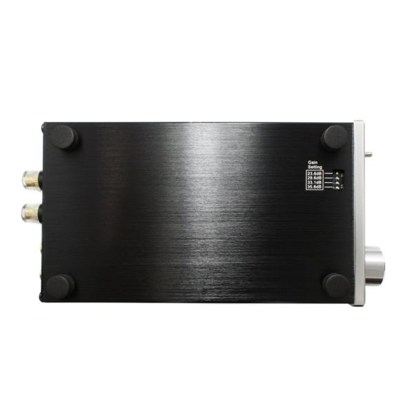 FX-AUDIO- FX-98E 『シルバー』 TDA7498EデジタルアンプIC搭載 160Wハイパワーデジタルアンプ|nfj|03