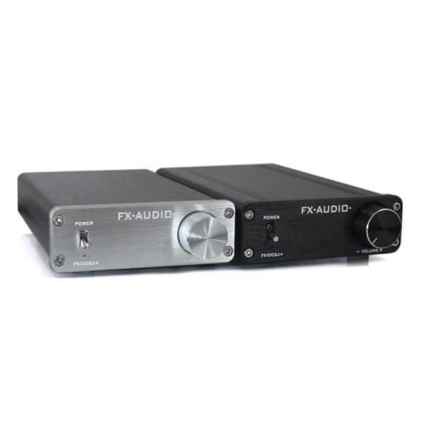 FX-AUDIO- FX1002J+[ブラック]TDA7498E搭載デジタルパワーアンプ|nfj|05