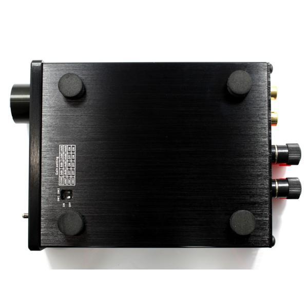 FX-AUDIO- FX152J-CB [ブラック]YDA138デジタルアンプIC搭載カスタムベースモデル|nfj|04