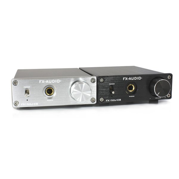 FX-AUDIO- FX152J-CB [ブラック]YDA138デジタルアンプIC搭載カスタムベースモデル nfj 05